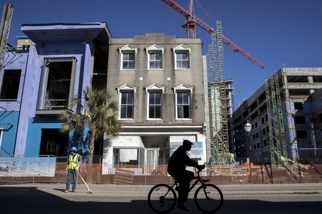 In Stately Old Charleston, the New Buildings on the Block Are Struggling to Fit In   Architecture and Design   Scoop.it