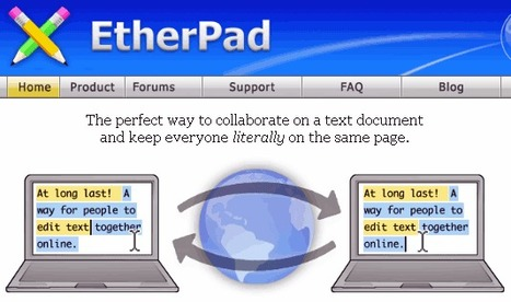 TitanPad   Web 4 Schools   Scoop.it