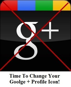 Time To Change The Google+ Icon On Your Website | Awesome ReScoops | Scoop.it