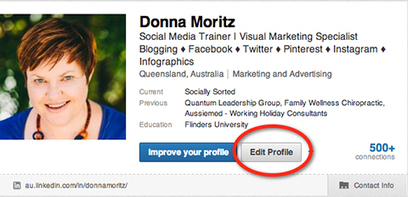 How to Enhance Your LinkedIn Profile With Professional Portfolio | LinkedIn Marketing Strategy | Scoop.it
