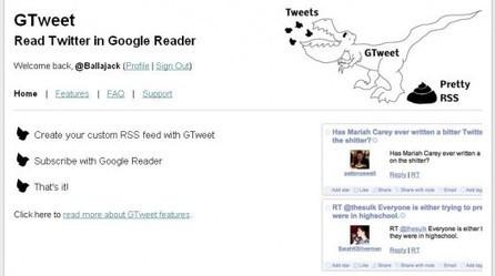 Lire ses tweets dans Google Reader | SocialMediaDesign | Scoop.it