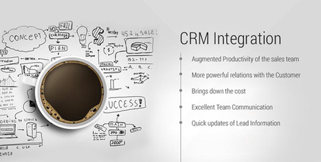 Go for CRM Integration with Sales Enablement App to Streamline your Business Operations…!!! | CRM Systems | Scoop.it