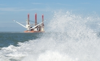 Bold Tern leaves Rebo terminal | Belgian offshore wind energy news | Scoop.it