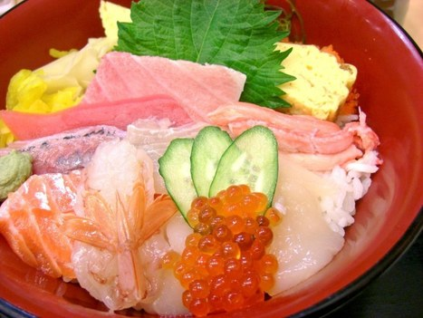 Everything you Need to Know About Sush | Japanese cooking make you heathly | Scoop.it