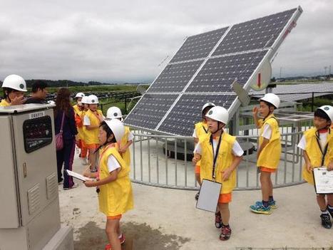Il paesaggio perduto di Fukushima diventerà un'unica centrale elettrica green a cielo aperto   Energie Rinnovabili   Scoop.it