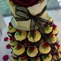 What Is A Wedding Cupcake and Its Importance? | Cupcakes For All Occasion and Celebration | Scoop.it
