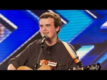 Curtis Golden's audition - Christina Aguilera's Candyman - The X Factor UK 2012   What is it Like to Be An E.T?   Scoop.it