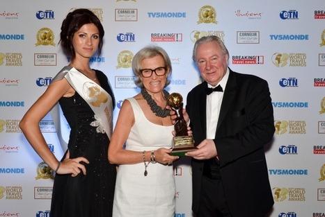 L'hôtel Le Bristol Paris élu « Meilleur Hôtel de France » aux World Travel Awards 2013 | SOFITEL | Scoop.it
