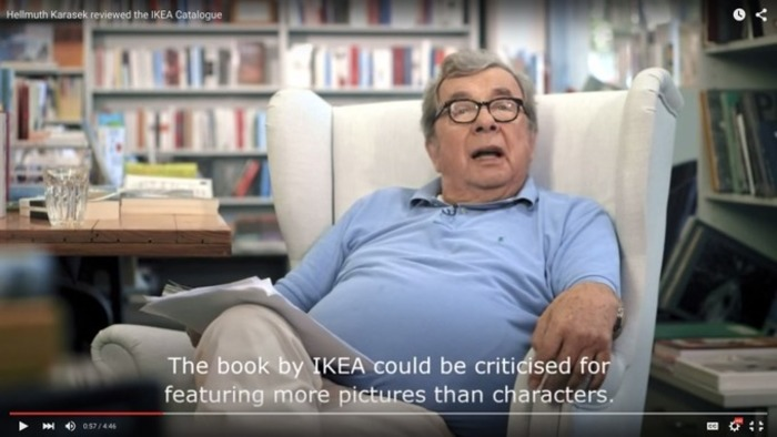 IKEA Kicks Off Tweet Campaign In Canada & An Influential German Book Critic Reviews Its New Catalog   Business in a Social Media World   Scoop.it