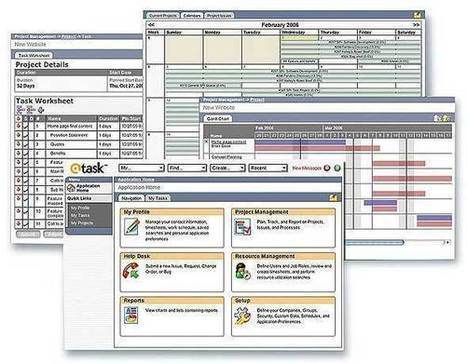 Top 15 Cloud Collaboration Apps - The BrainYard - InformationWeek | Cloud Central | Scoop.it