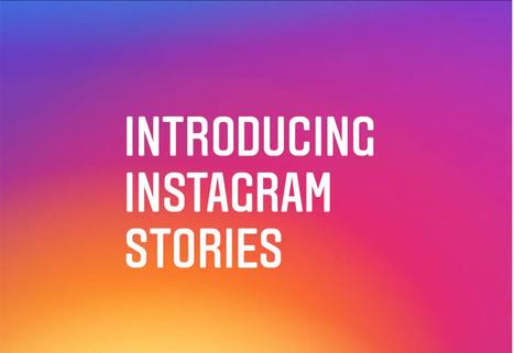 Ecco perchè Instagram Stories può essere una bella mossa | Social media culture | Scoop.it