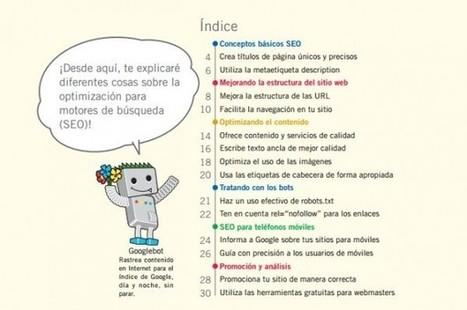 Guías SEO que vale la pena consultar, en español y PDF | Links sobre Marketing, SEO y Social Media | Scoop.it