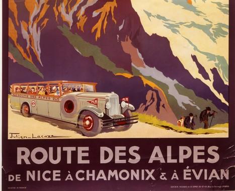 Mythique Route des Alpes, du Léman à la Méditerranée | Savoie d'hier et d'aujourd'hui | Scoop.it