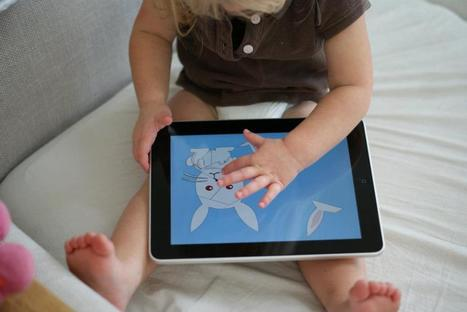 {30} Awesome Kids Apps for the iPad | news_ali | Scoop.it