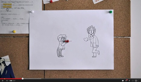 POUR COMMENCER : Les différentes techniques d'animation pour le dessin animé - Animated cartoon - Stop motion | LE CINÉMA D'ANIMATION (2) - Les différentes techniques, du début à aujourd'hui. | Scoop.it