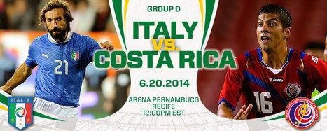 Kunena :: Thema: @FIFA@Italy vs Costa Rica 2014 L.i.v.e S.t.r.e.a.m (1/1)   sportsfifa   Scoop.it