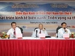 Ouverture d'un forum sur la mer à Ha Tinh - Vietnam+ | Développement Durable | Scoop.it