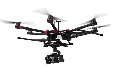 DJI - The world leader in camera drones/quadcopters for aerial photography | Drone | Scoop.it