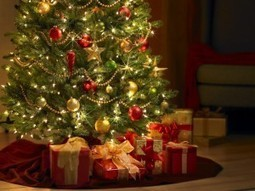 5 Easiest Christmas tree Decorating Ideas 2013! - Kids Party Ideas | for Kids | Scoop.it