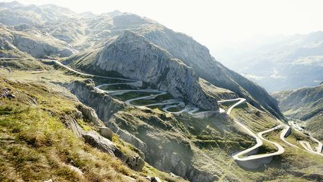 Les 15 pires routes du monde si vous êtes malade en voiture | Weickmann | Scoop.it