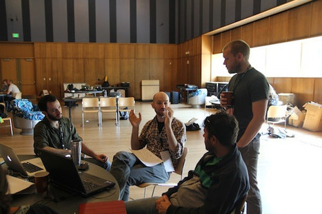 Very Interesting Post on a Recent Hackathon to Create 3 Web Docs: Silverhacks Roundup | Tracking Transmedia | Scoop.it