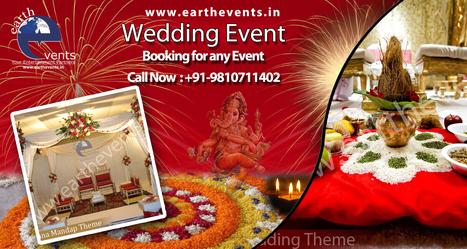 wedding flower decorators in delhi | earth event:- top event management company in delhi | Scoop.it