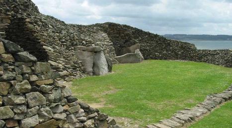Barnenez, plus vieux que les pyramides | Aux origines | Scoop.it