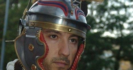 Entrevistando a Marco Almansa, Optio de la legión romana en recreación histórica   LVDVS CHIRONIS 3.0   Scoop.it