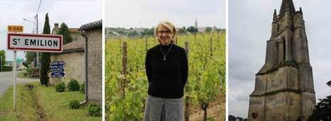 "Chantal Perse, Chateau Pavie: ""Are people jealous of our success? Yes, people are only human."" 