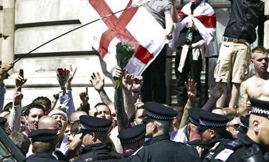 EDL protesters blame Islam for Woolwich attack - The Guardian | The Indigenous Uprising of the British Isles | Scoop.it