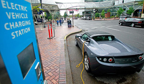 Will Fast Charging Make Electric Vehicles Practical? - Technology Review | Car Charging | Scoop.it