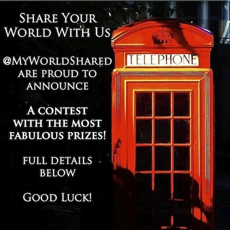 "My World Shared, photo contest | ""Cameras, Camcorders, Pictures, HDR, Gadgets, Films, Movies, Landscapes"" 