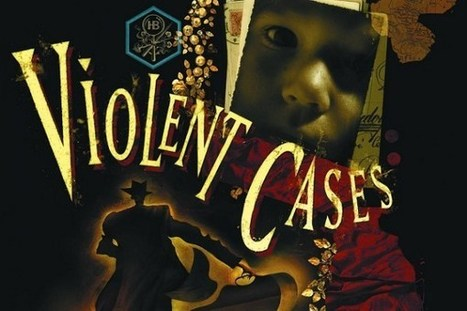 Neil Gaiman and Dave McKean's 'Violent Cases' Launched The Careers Of Two ... - ComicsAlliance | Science Books, Reviews, and News | Scoop.it