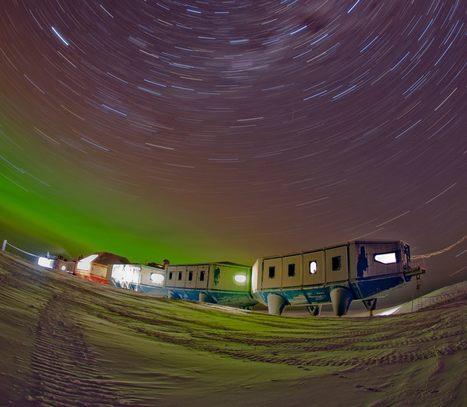 AT-AT antarctique, par Hugh Broughton Architects | Architecture pour tous | Scoop.it