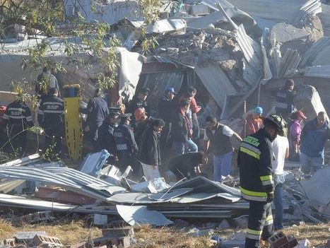 7 dead in gas blast at Mexico City children's hospital | Press Review | Scoop.it