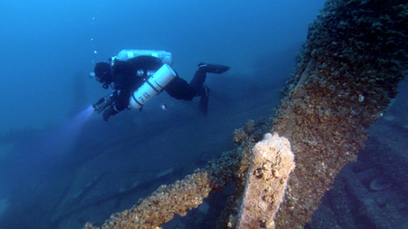 Great Lakes shipwreck hunter finds Keystone State, lost in Lake Huron for 152 years | DiverSync | Scoop.it