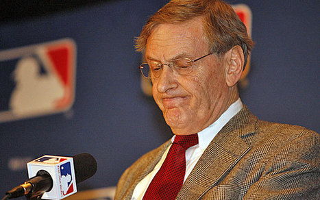 Selig: Biogenesis probe shows MLB is serious about drug issue - CBS sports.com (blog) | steroids are illegal but cortisone shots aren't in the mlb. This raises the question, teams can select cheaters but players are punished for getting roided up on there on. | Scoop.it