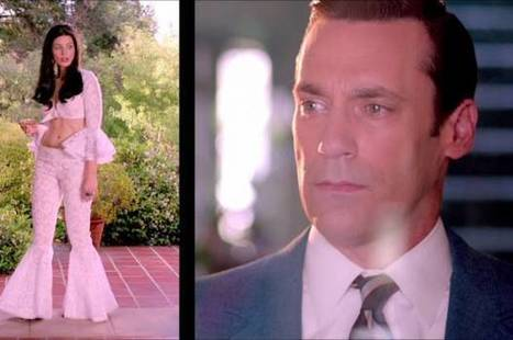 """The teaser for the final episodes of """"Mad Men"""" has arrived   A2 Media Studies   Scoop.it"""