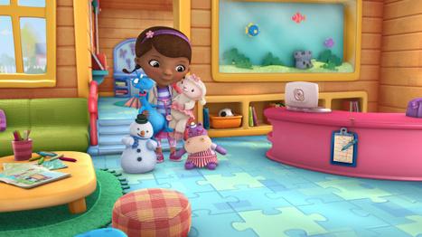 Preschoolers a hot audience - Columbus Dispatch   TVFiends Daily   Scoop.it