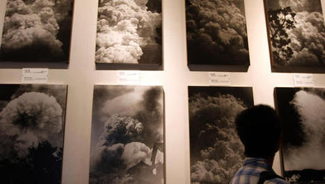 Japan protests China paper's map of atomic bomb clouds | AP HUMAN GEOGRAPHY DIGITAL  STUDY: MIKE BUSARELLO | Scoop.it