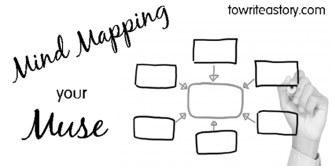 Mind Mapping your Muse - To Write a Story. . . | Mapping | Scoop.it