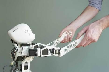 Meet Poppy, the printable robot   Heron   Scoop.it