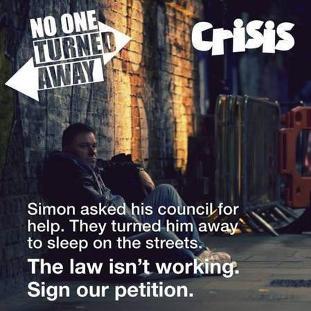Cameron's engineered homelessness crisis must end | SocialAction2014 | Scoop.it