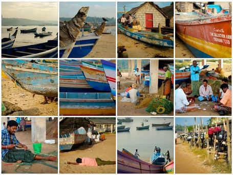 Vizhinjam Fishing Village | Morten Sillesen | Fuji X-Pro1 | Scoop.it