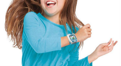 Leapband: Meet with the Activity Tracker for Kids | DigitalSoon | Scoop.it