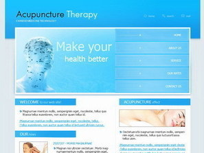 free premium health care medical website templates 2013 - Wallkens | Wallkens : Smart Designer's Wall | Scoop.it