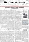 L'objectif est toujours le même : faire la paix | Shabba's news | Scoop.it
