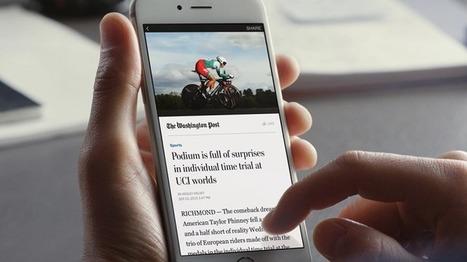 Facebook : les Instant Articles bientôt ouverts à tous les éditeurs | Presse-Citron | 3.0 GeeK4Pro | Scoop.it