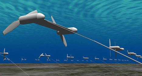 Japón prueba turbinas submarinas para generar energía | Teknologia DBH eta Batxillergoan | Scoop.it