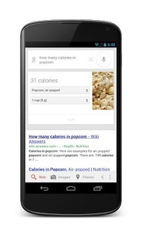 Time to back away from the cookie jar? Introducing nutrition info in search - Inside Search | B2B Marketing and PR | Scoop.it